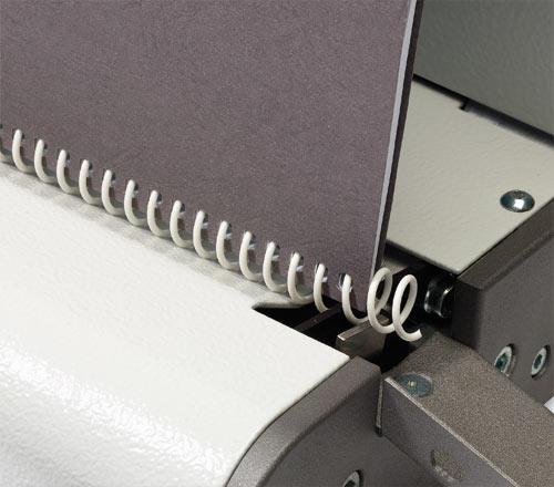 Renz SPB 360 Spiral Binding Machine