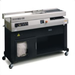 Horizon BQ150 Perfect binding machine