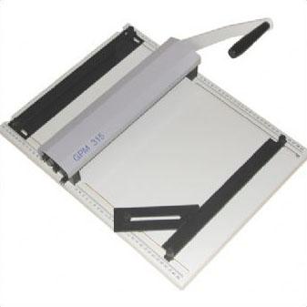 GPM 315 Creasing/Perforating machine