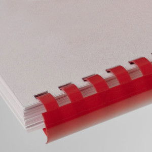 Plastic Comb Binding Elements A4