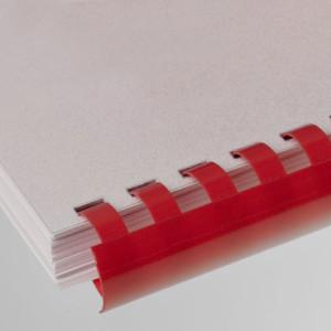 Plastic Comb Binding Elements A4
