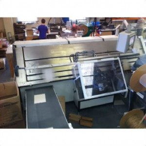 2008 Renz ABL500 Calendar and Book Binding Machine