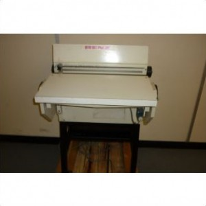 Used Renz Super 500 heavy duty punch