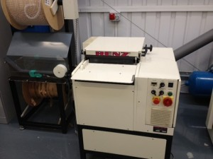 2000 Renz RSB360 QSA Wire Binding Machine