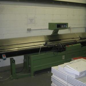 Rilecart B-596 Wire Binding Machine