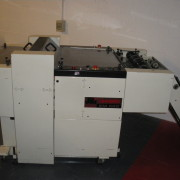 James Burn Lhermite EM520 Automatic Punching Machine