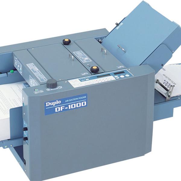 Duplo DF-1000 Suction Folding Machine