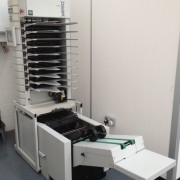 Watkiss Vario Collator Booklet Maker and Trimmer