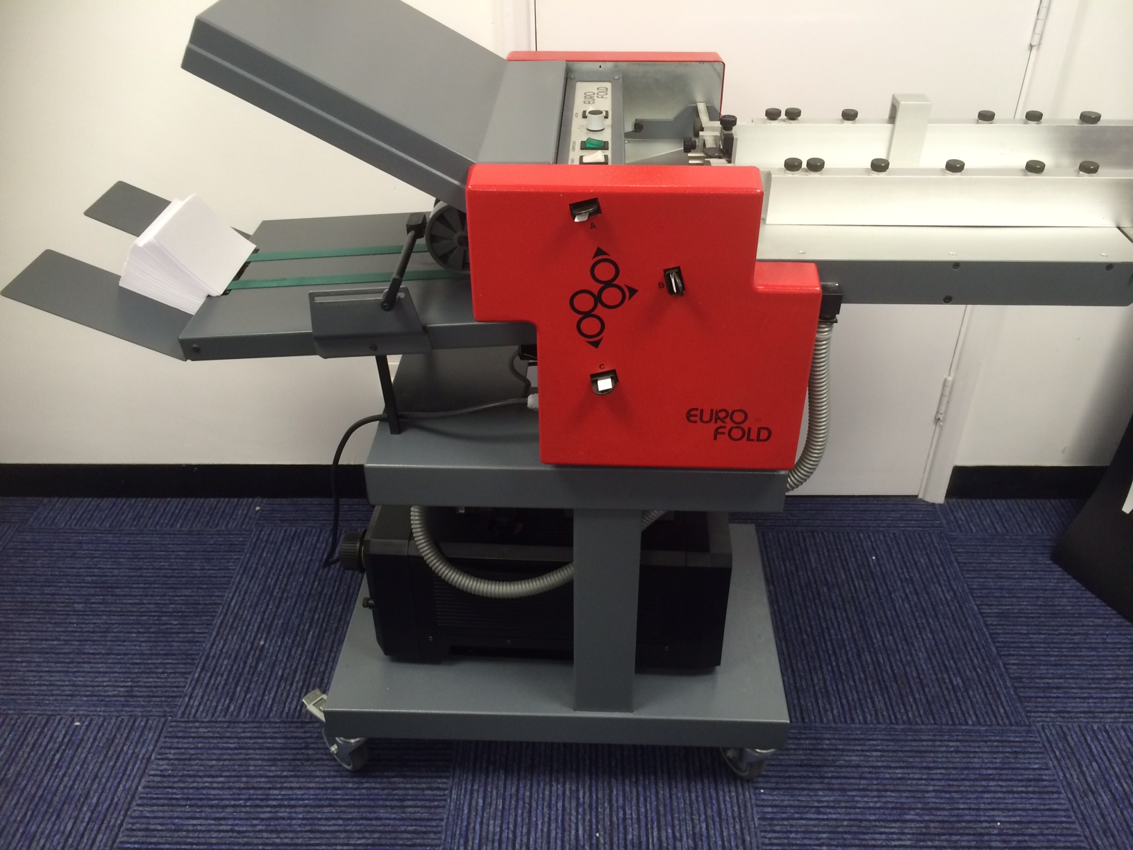 used paper folding machine for sale