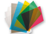 Coloured PVC Binding Covers
