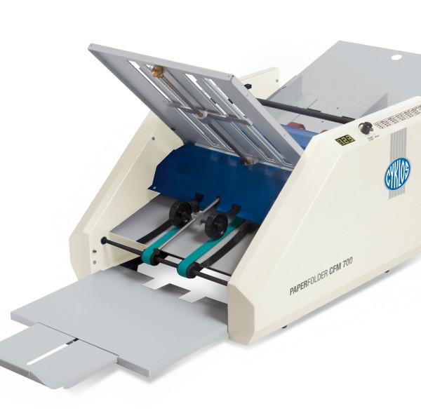Cyklos CFM700 Paper Folding Machine