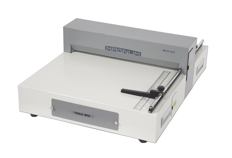 Magnum Mcr46e Electric Card Creasing Machine