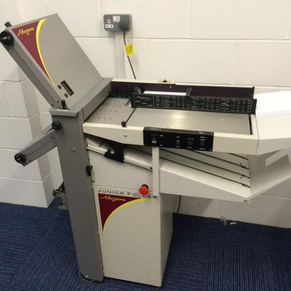 Morgana Junior Paper Folding Machine