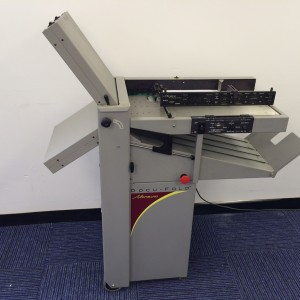 Morgana DocuFold Folding Machine