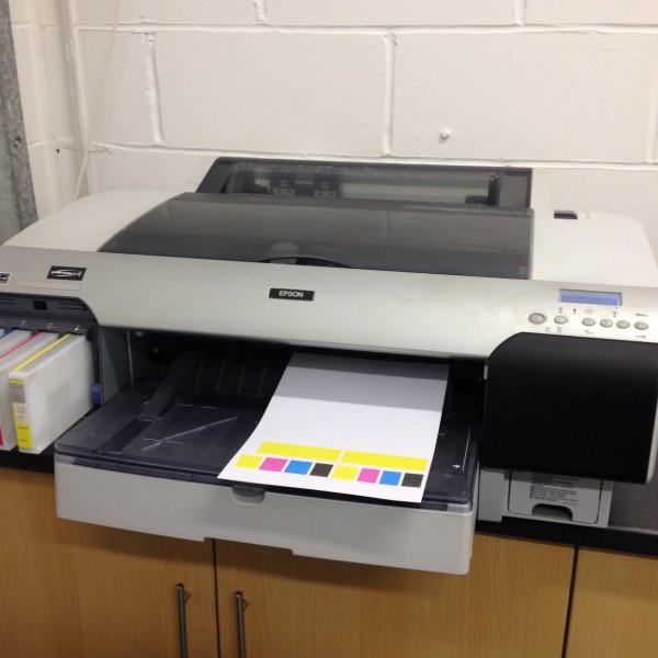 Epson Stylus Pro 4450 Larger Format Printer