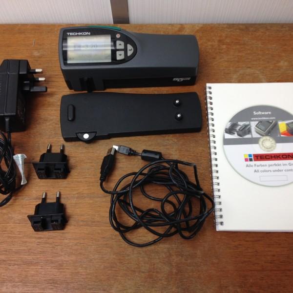 Techkon SpectroDens Advanced Densitometer