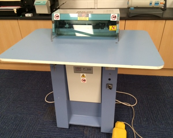 Rilecart P500 Wire Closing Machine