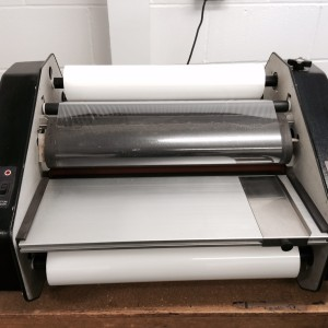 GBC SRA2 Desktop Encapsulator