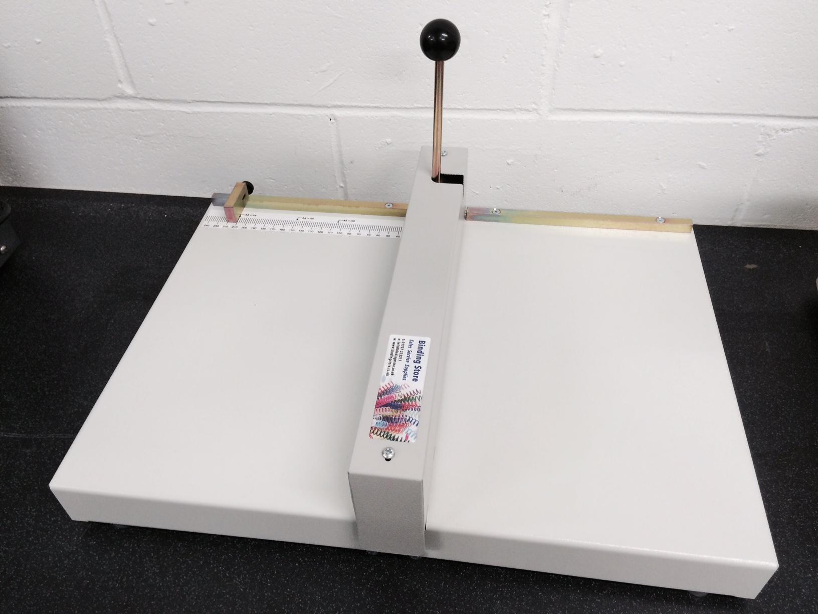 oslo mc 200 manual a3 paper card creasing machine. Black Bedroom Furniture Sets. Home Design Ideas