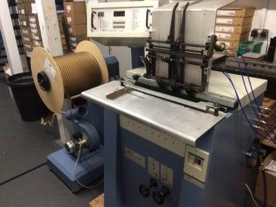 Rilecart R-500 Calendar Book Binding Machine