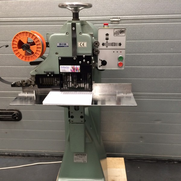 Introma ZD-2SR Saddle Stitcher