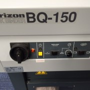 Horizon BQ150 Perfect Binding Machine