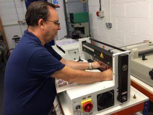 Renz Binding Machine Engineer