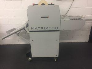 Matrix 530 Single Sided Laminator