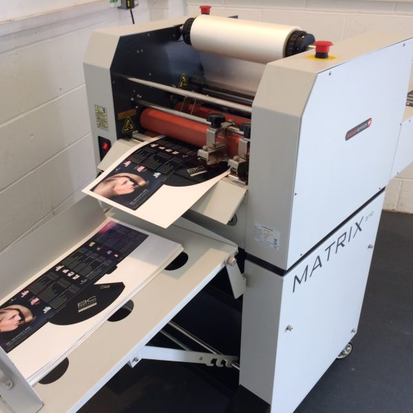 matrix-mx370 Laminator