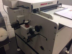 renz-wire binding machine