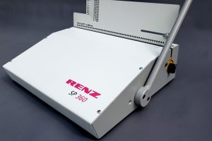 Renz SP 360 Spiral Binding Machine