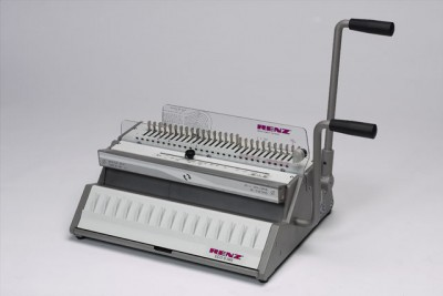 Renz Eco C 2:1 360 Wire Binding Machine