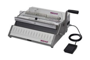 Ex-Demo Renz Eco 360 Comfort Wire Binding Machine
