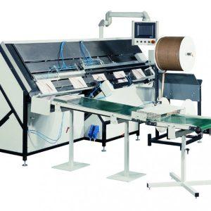 Renz ABL 500 Automatic Binding Machine