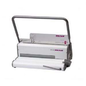 Renz SPB 360 Spiral Binding Machine