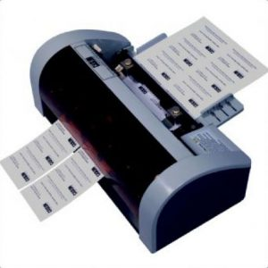 Caslon Zip 3 Business Card Cutter