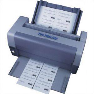 Mini Zip Business Card Cutter