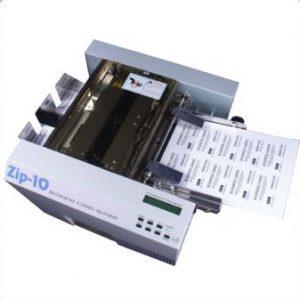 Caslon Zip 10 card cutter