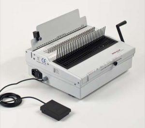 Renz combi-comfort Comb Binding Machine