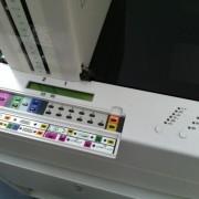 Horizon PF-P330 Control Panel