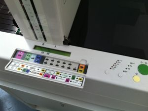 Horizon PF-P330 Control Panel