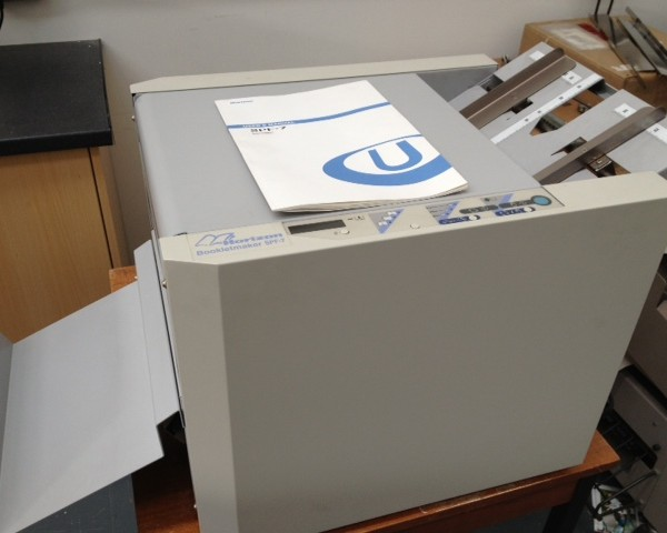Horizon SPF-7 Booklet Maker