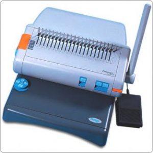 Prima opera 35 comb binding machine