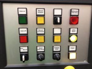 renz-ap360-Control panel