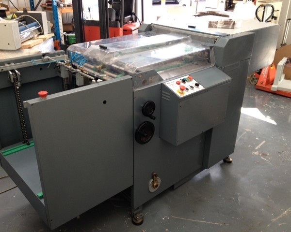 Rilecart FAR 5/55 Automatic Punching Machine