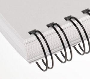 A5 2:1 Renz Wire Binding Element