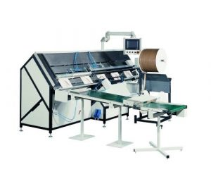 Renz ABL 500 Automatic Binding Machine