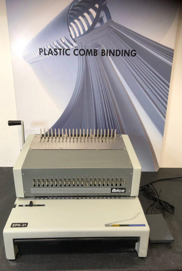 GBC Ibico EPK21 Comb Binder