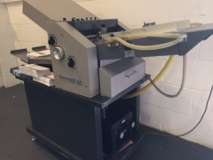 Horizon EF-35 Folding Machine