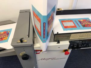 Morgana AutoCreaser 33 Creasing